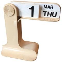 Enzo Mari Calendar