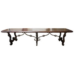 Spanish Monastery Table
