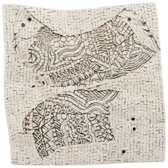 """""""Hard Petals"""" Mosaic by Toyoharu Kii"""