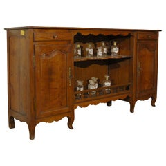 18th Century French Cherry Enfilade from Picardy