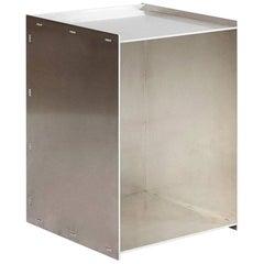 Aluminium Box Table