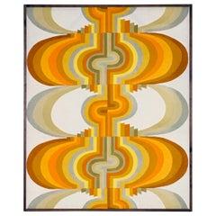1971 Francisca Reichardt Omahar Wall Textile