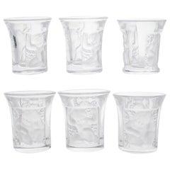Set of 10 Enfants Liquor Shot Glass