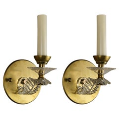 Pair of Midcentury Sconces