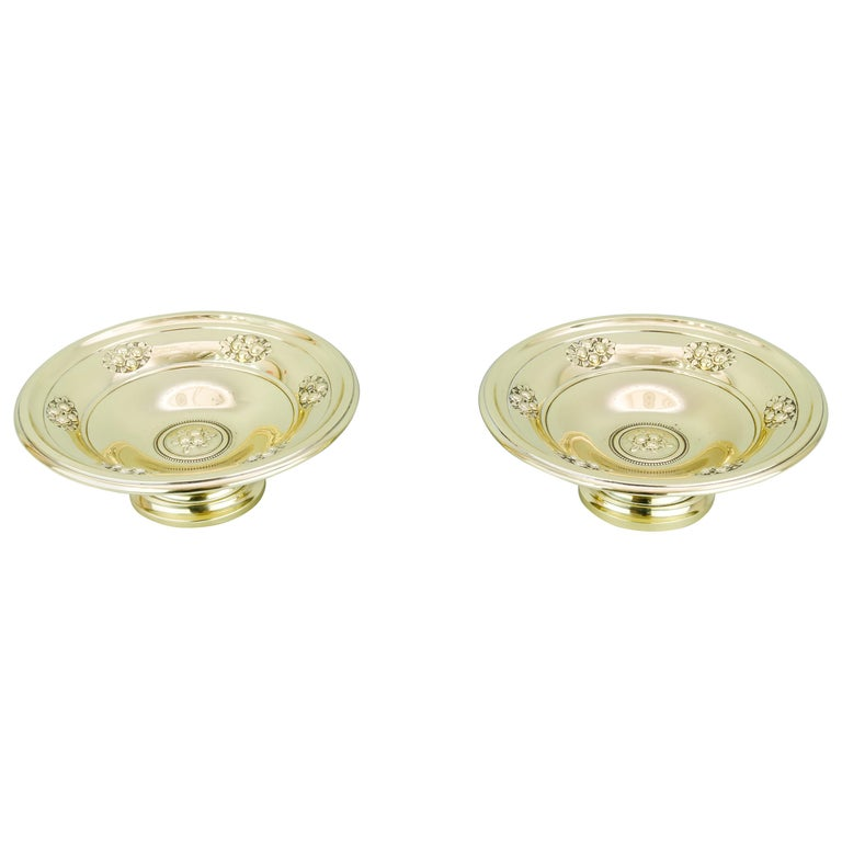 Two Fruit Bowls, circa 1908s For Sale