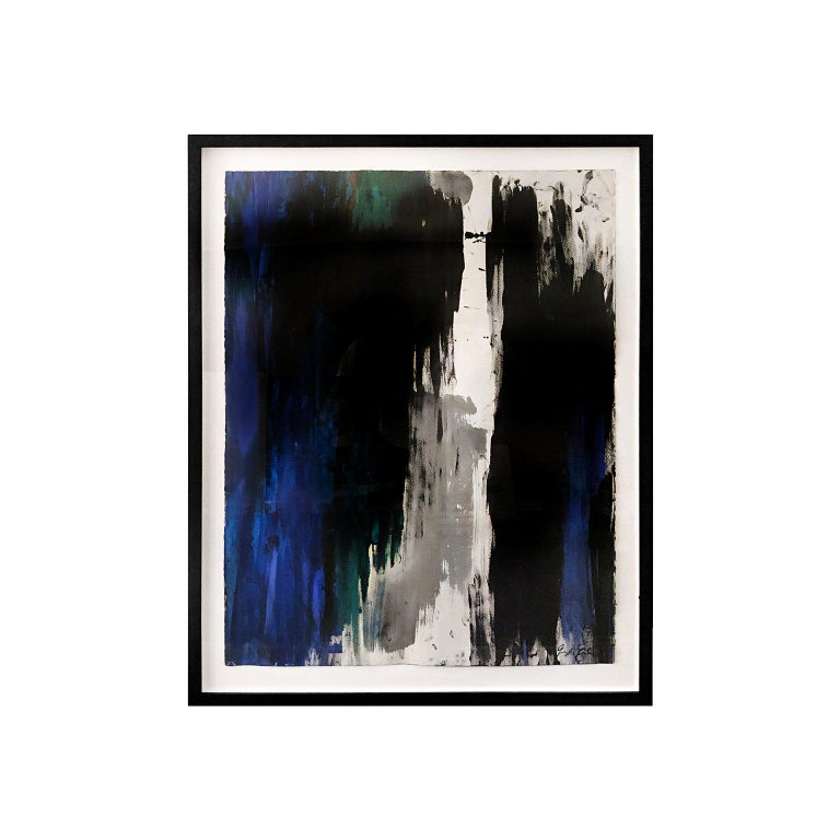 """""""Gradola X"""" Abstract Painting by Jenna Snyder-Phillips For Sale"""