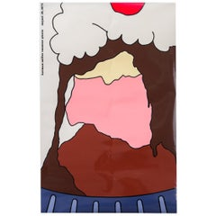 Herman Miller Summer Picnic Ice Cream Sundae Poster by Stephen Frykholm