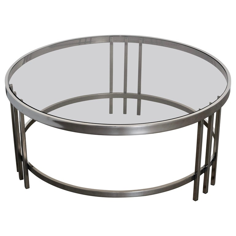 DIA Design Institute Of America Polished Steel Chrome