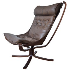 Sigurd Ressel Falcon Chair from Vatne Møbler