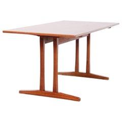 Børge Mogensen Oak Shaker Table Model C18 for FDB Mobler, 1964