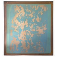 Chinoiserie Industrial Silk Screen