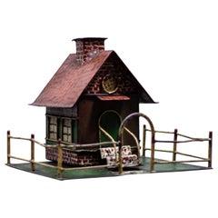 Folk Art Money Box