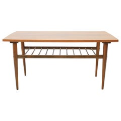 Midcentury Coffee Table, Design, Denmark, 1960s
