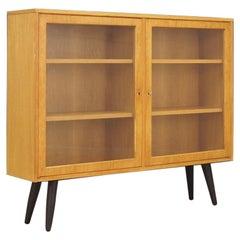 1960-1970 Bookcase Ash Scandinavian Design