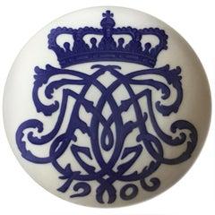 Royal Copenhagen Commemorative Plate from 1906 RC-CM61