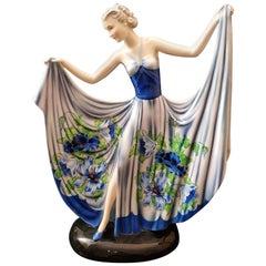 Goldscheider Dakon Made in Germany Ceramic, 1937
