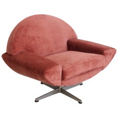 Johannes Andersen for Trensum Capri Swivel Chair