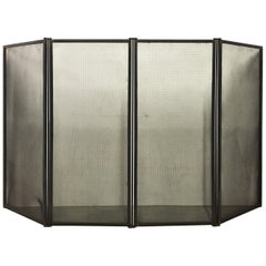 Big Fireplace Screen / Fire Screen