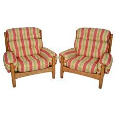 Belgian Vintage Armchairs