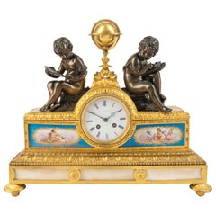19th Century French Mantel Clock