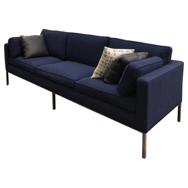 Artifort Blue 905 Comfort Sofa For Sale