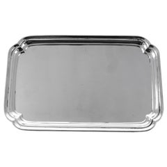Sterling Salver by James Robinson