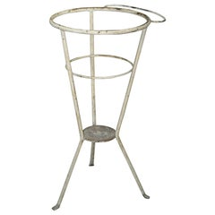 Hungarian Iron Wash Stand or Garden Planter