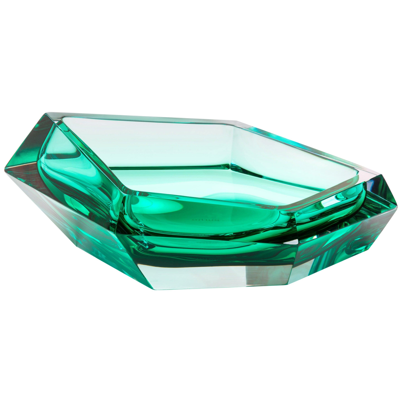 21st Century Karim Rashid Large Bowl Murano Glass Various Colors