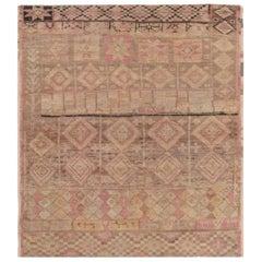 Vintage Moroccan Rug 'fragment'