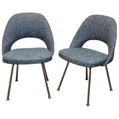 Pair of Knoll Executive Chairs by Eero Saarinen