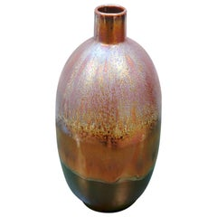 Iridescent Vase, China, Contemporary
