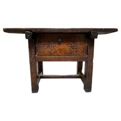 18th Century Spanish Side Table