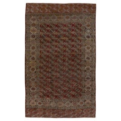 Tekke Turkmen Main Carpet, circa 1910s