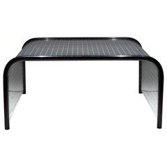 Glass Coffee Table by Angelo Cortesi