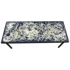 Pierre Giraudon Resin Coffee Table