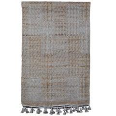 Indian Handwoven Bedcover
