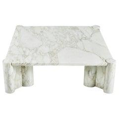 Gae Aulenti Large Marble Coffee Table