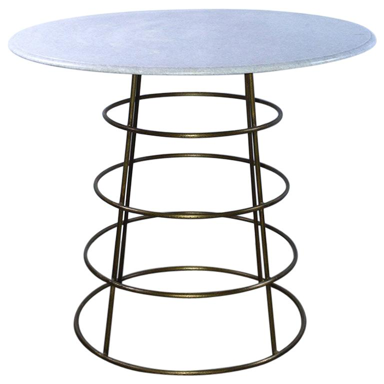 Modern Deco Style Bar or Pub Table For Sale