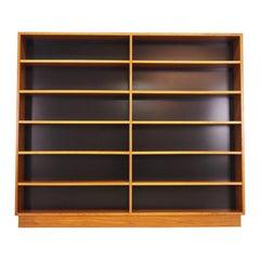 Bookcase Danish Design Midcentury Teak
