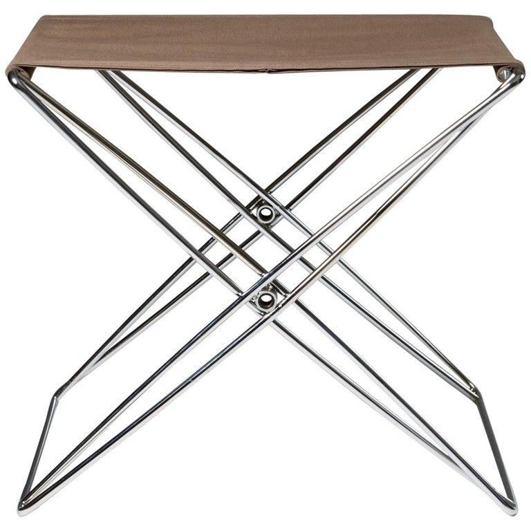 Folding Stool Designed By J 246 Rgen Gammelgaard Denmark