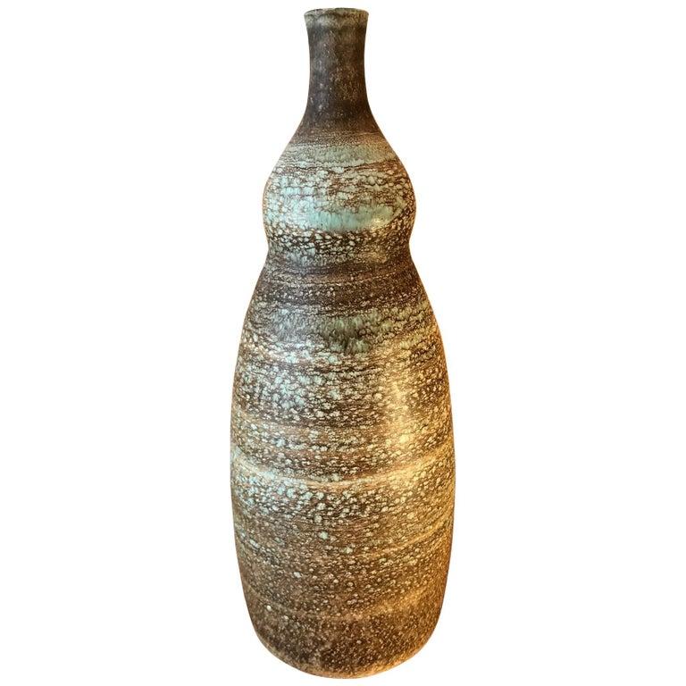 Vase / Lamp by Ceramic Artists Les 2 Potiers For Sale