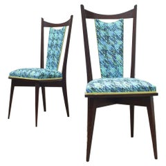1960s Midcentury Dining Chairs, Set of 2