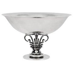 Rare Vintage Georg Jensen Bowl 783 by Harald Nielsen