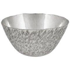 """Unique Allan Scharff 999 Small Bowl """"Signature"""""""