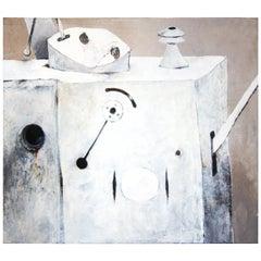 Ivan Semiletov Oil on Canvas Pendulum