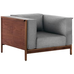 Individual Confort, Mexican Contemporary Armchair by Emiliano Molina for Cuchara