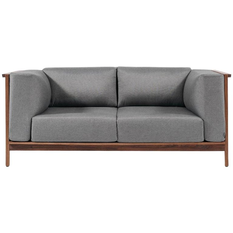Loveseat Confort, Mexican Contemporary Loveseat by Emiliano Molina ...