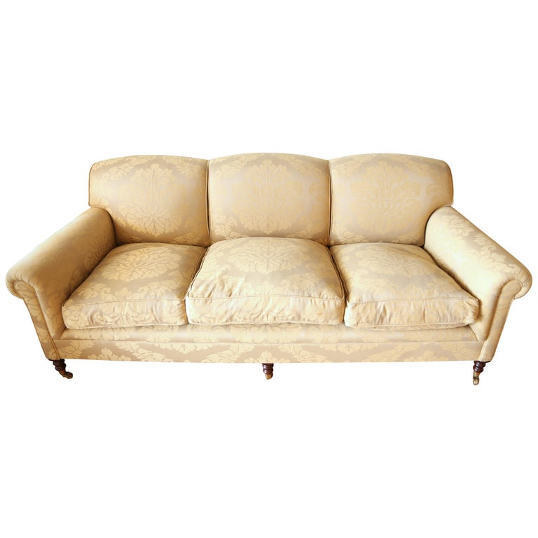 Enjoyable Vintage George Smith Sofa Inzonedesignstudio Interior Chair Design Inzonedesignstudiocom