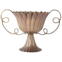 Handsome Copper Urn