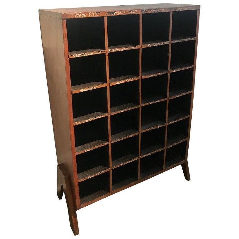 Pierre Jeanneret Cabinet For Sale